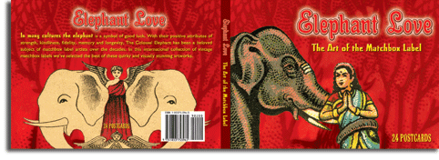 Warren Dotz Elephant Love